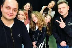 Tiktok Spotkanie Universal Music Polska Lanberry, Ula Kowalska, Saszan, Patryk Kumór, Hotel Torino, Amelia Andryszczyk