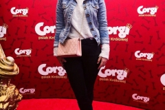 Natalia Sisik Premiera filmu Corgi - Monolith Films